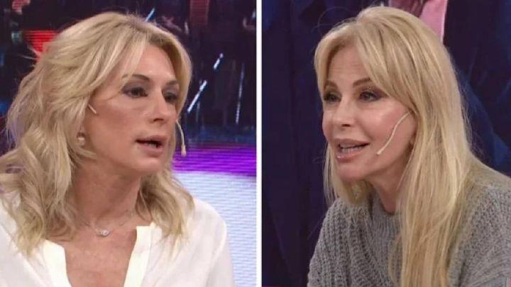 Graciela Alfano abandonó el programa de Ángel de Brito tras cruzarse con Yanina Latorre