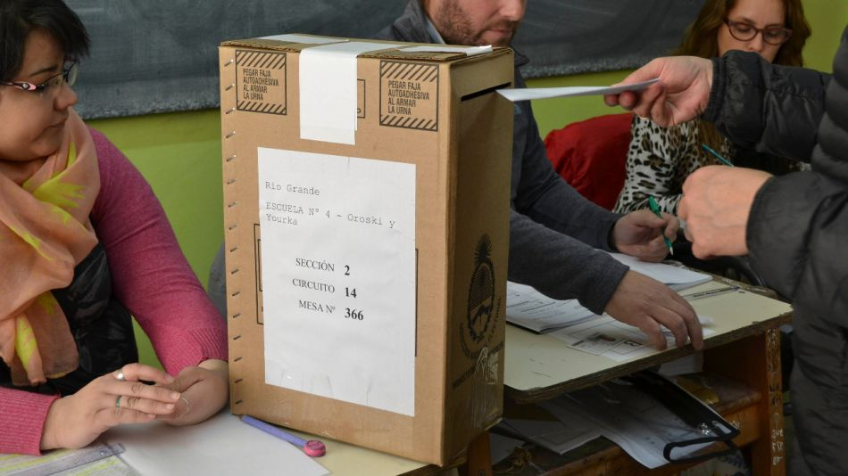 Elecciones urnas