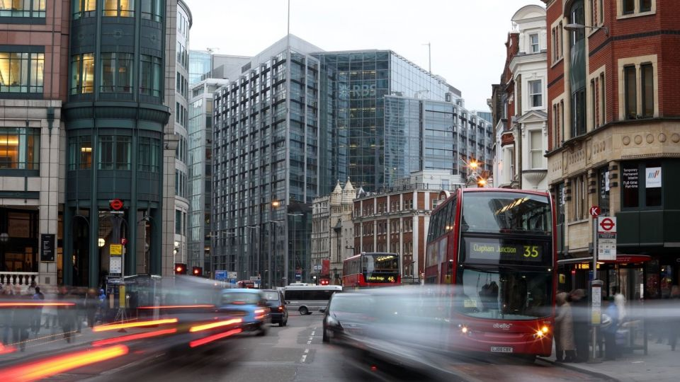 Uber Rival Bolt Relaunches in London After Two Years in Exile
