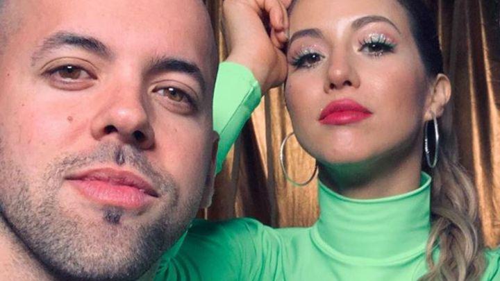 Flor Vigna y Mati Napp fueron sorprendidos en una cita romántica