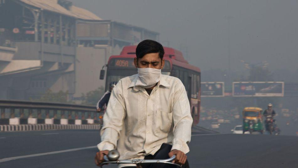 World's Worst Air Pollution Spikes