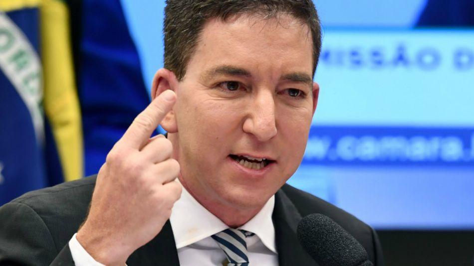 Glenn Greenwald AFP