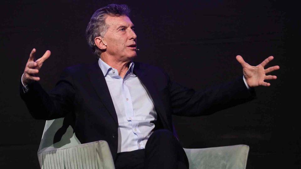 Mauricio Macri 06262019