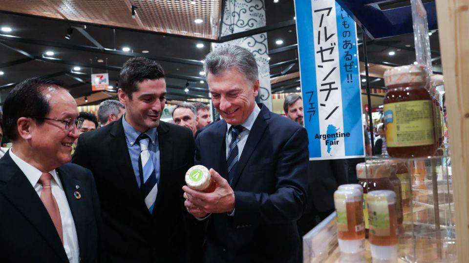 Mauricio Macri en Japón 27062019