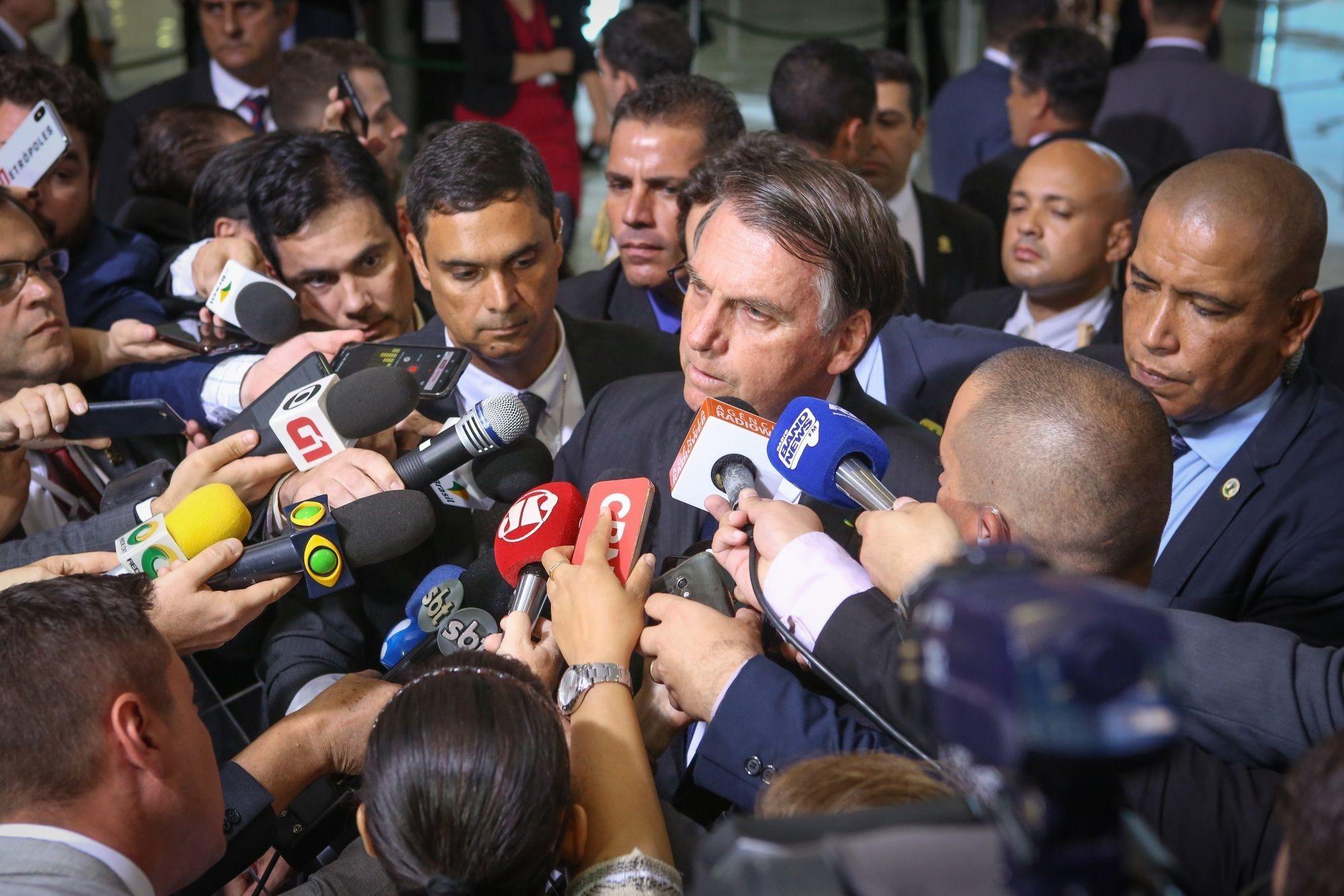 President Bolsonaro Signs Decree Easing Gun Laws