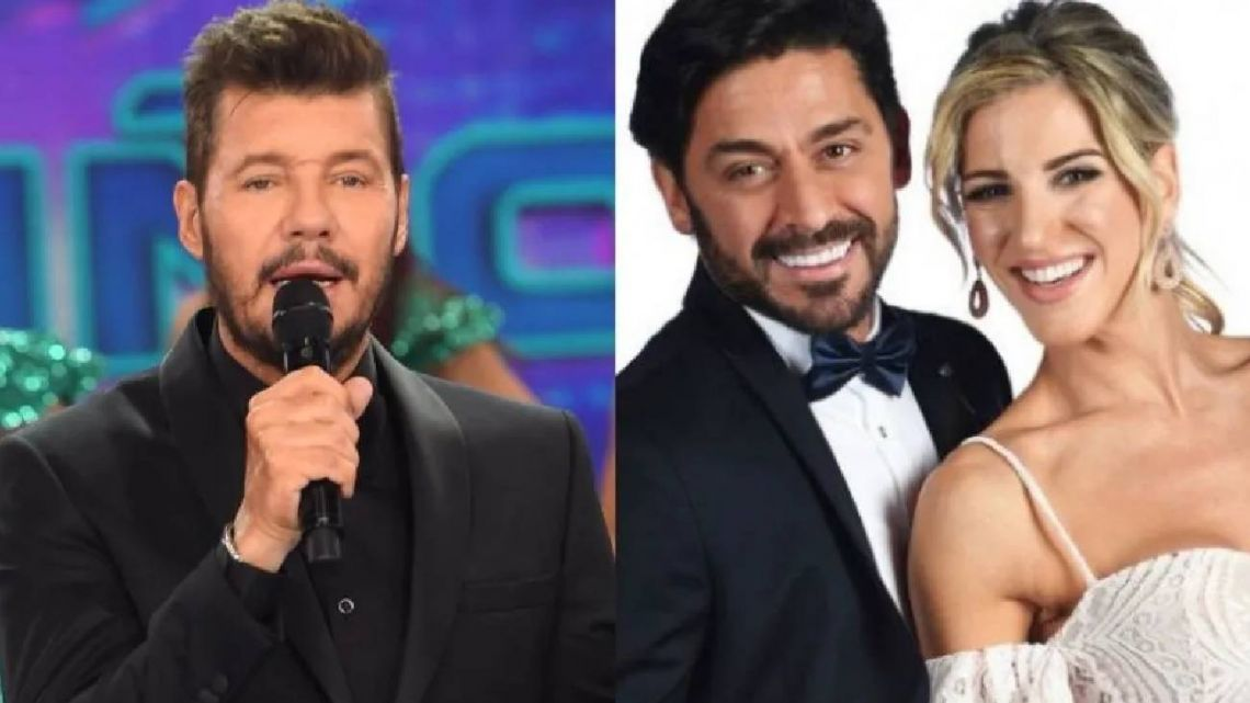 Hernán Piquín y Macarena Rinaldi, furiosos con Marcelo Tinelli