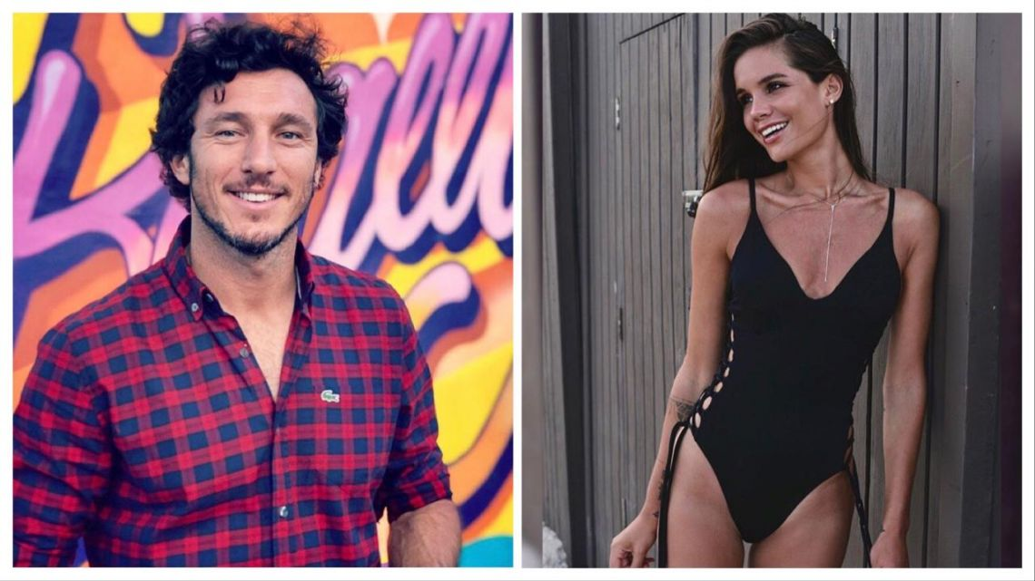 Pico Mónaco llevó a su nueva novia a una particular cita