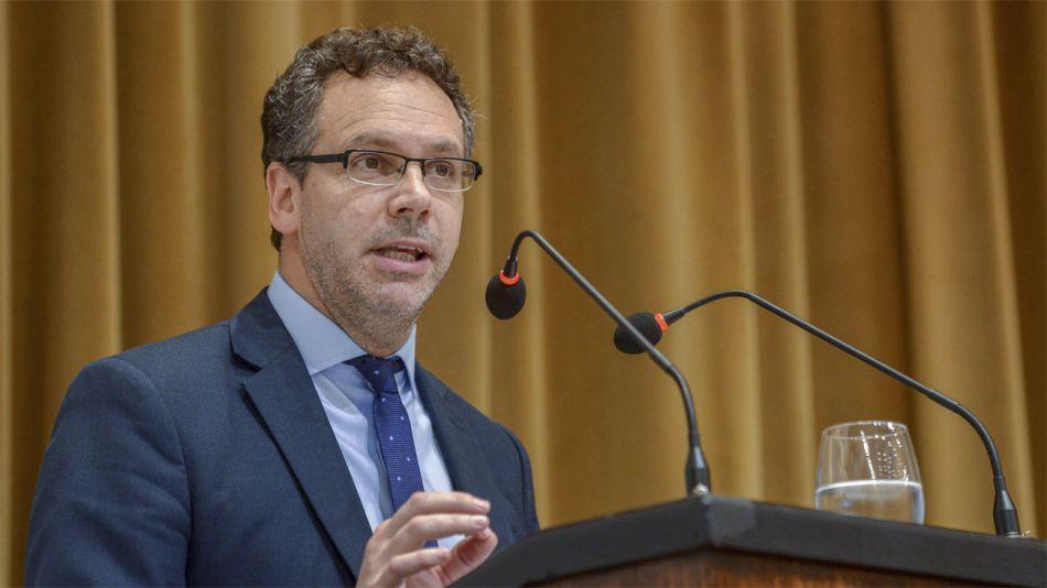 presidente del BCRA banco central Guido Sandleris