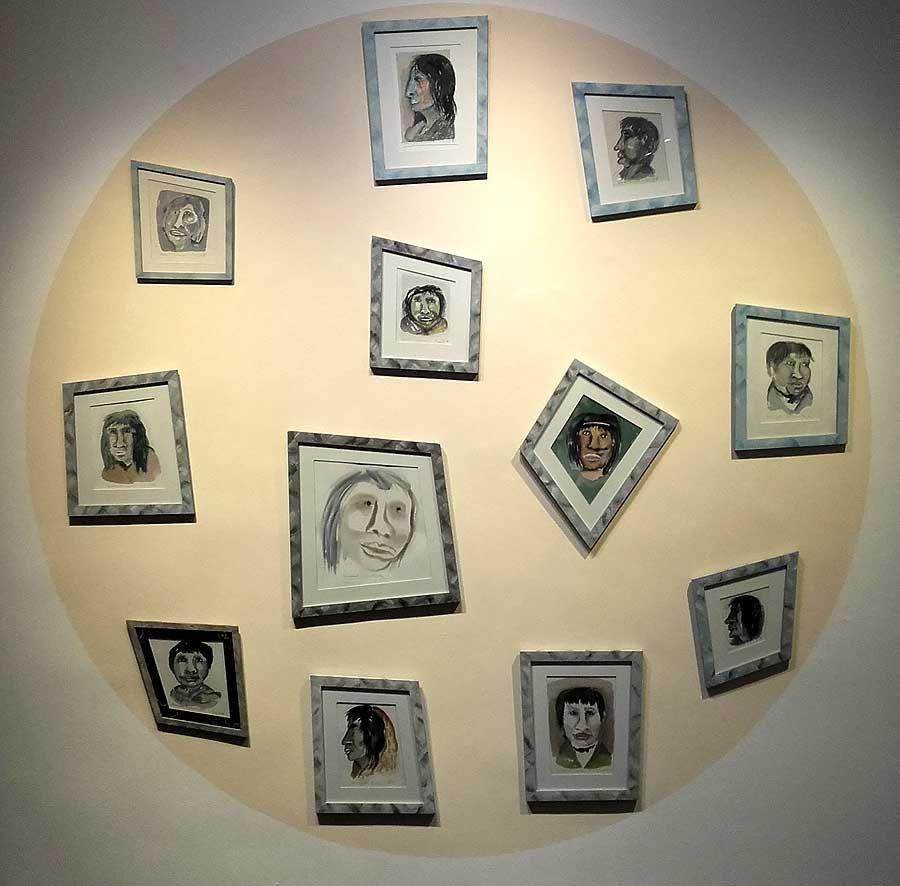 Fundación Klemm. Los artistas y los viajes