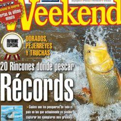 Un detallado informe sobre los pesqueros donde se sacaron los ejemplares más grandes de truchas, surubíes, dorados y pejerreyes.