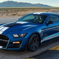 Ford Mustang Shelby GT500 2020.