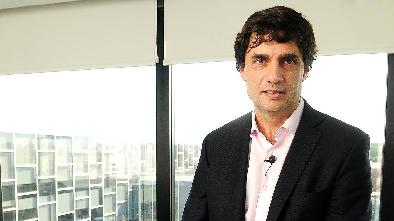 Hernán Lacunza, Ministro de economía de la provincia de Buenos Aires.