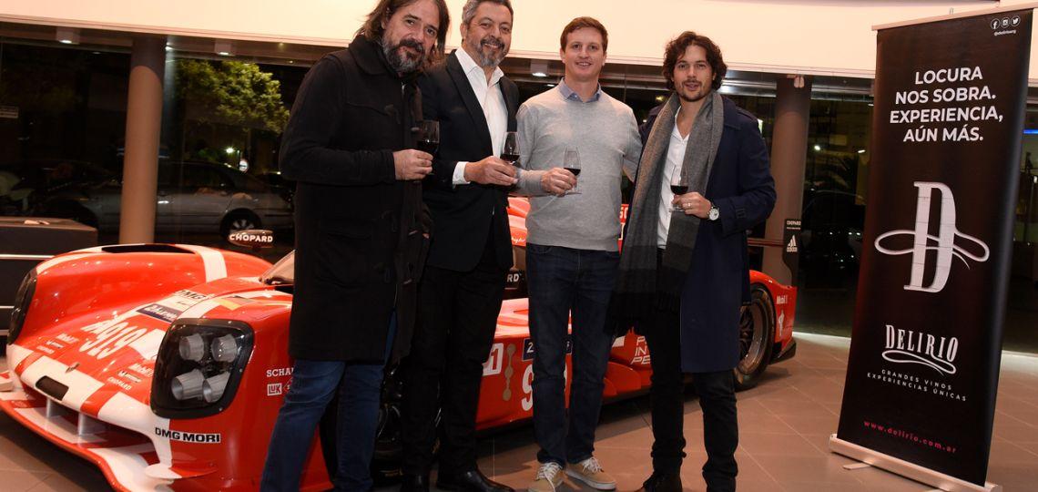 Unimos dos pasiones en la Experiencia Delirio en Porsche