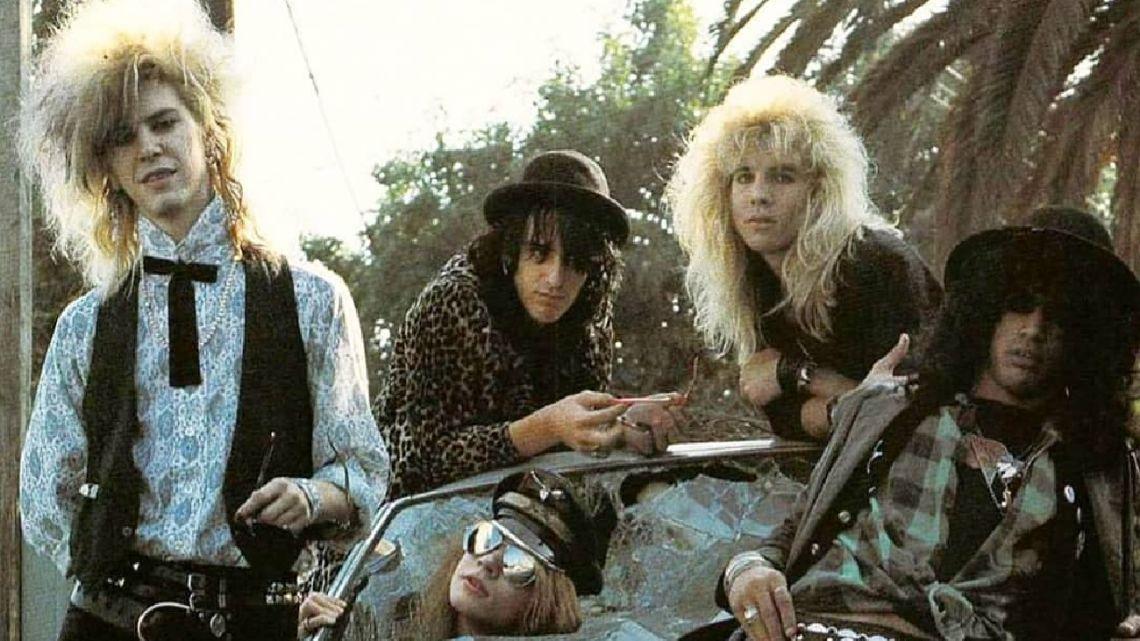 Steven Adler, ex Guns N' Roses