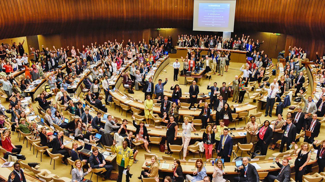 Acuerdo. La OIT adoptó un convenio global con perspectiva de género contra la violencia y el acoso.