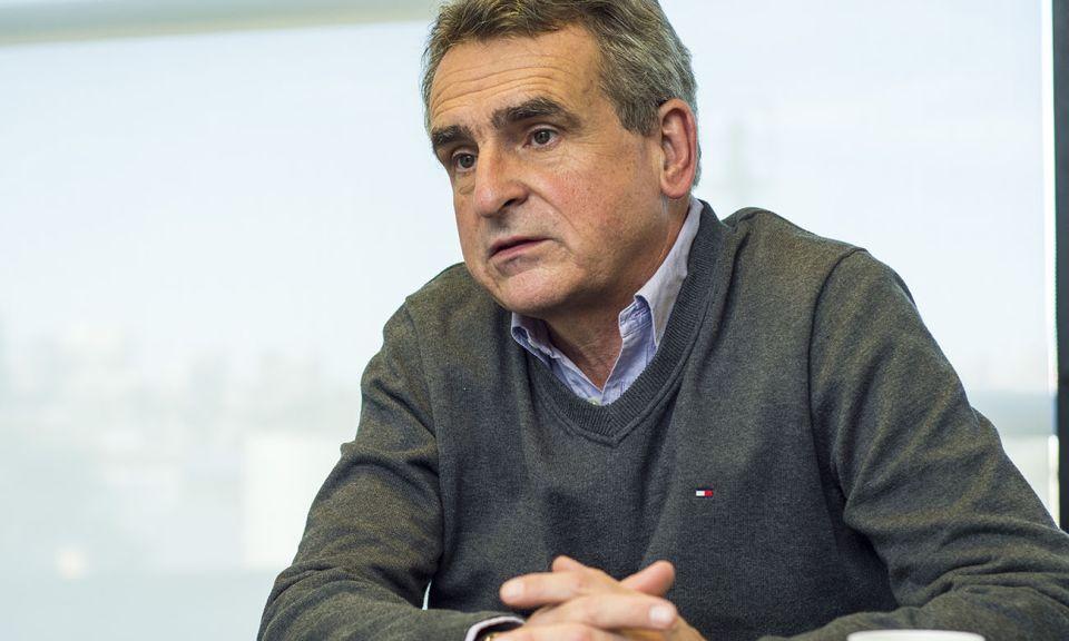 Entrevista Agustín Rossi