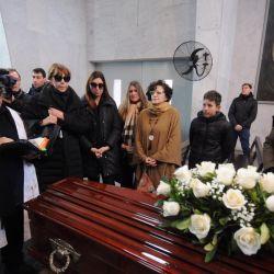 El último adiós a Héctor Ricardo García