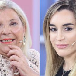 Lilita y Fátima en lo de Mirtha Legrand