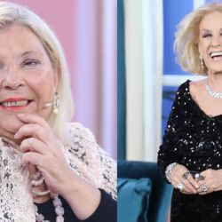 Lilita Carrió, invitada de Mirtha Legrand