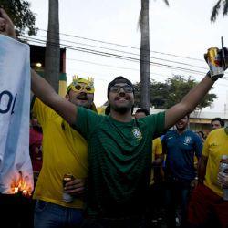 La previa de Argentina-Brasil