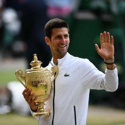 Djokovic campeón
