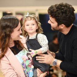 El cumple de Alma, la hija de Mariano Martínez y Camila Cavallo