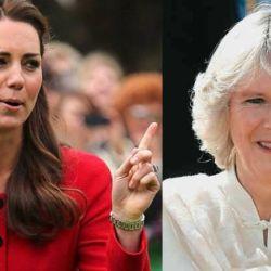 Kate Middleton Vs Camilla Parker Bowles, ¿hay mala onda?