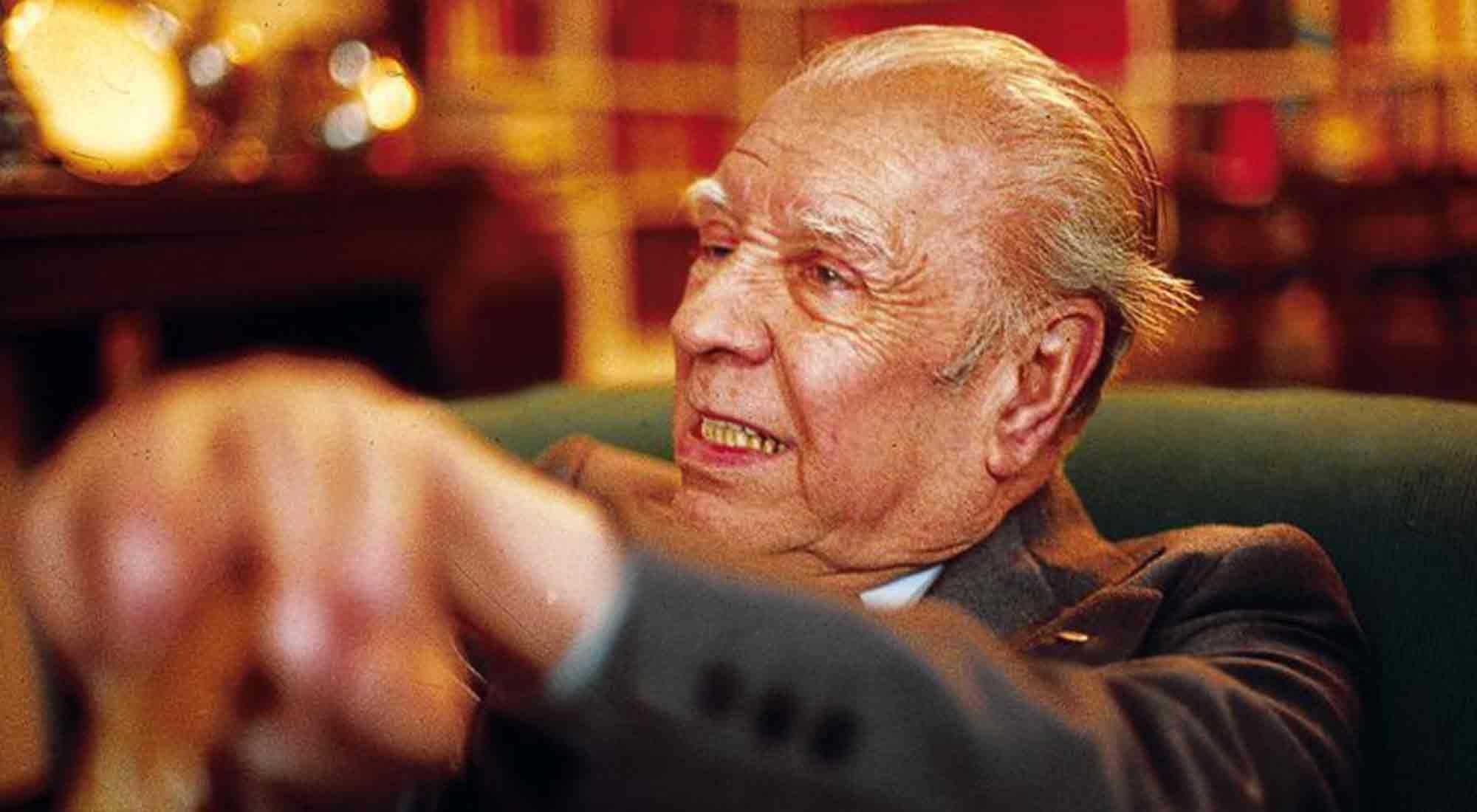 Jorge Luis Borges (Buenos Aires, 1899 - Ginebra, 1986), uno de los autores más destacados de la literatura del siglo XX.