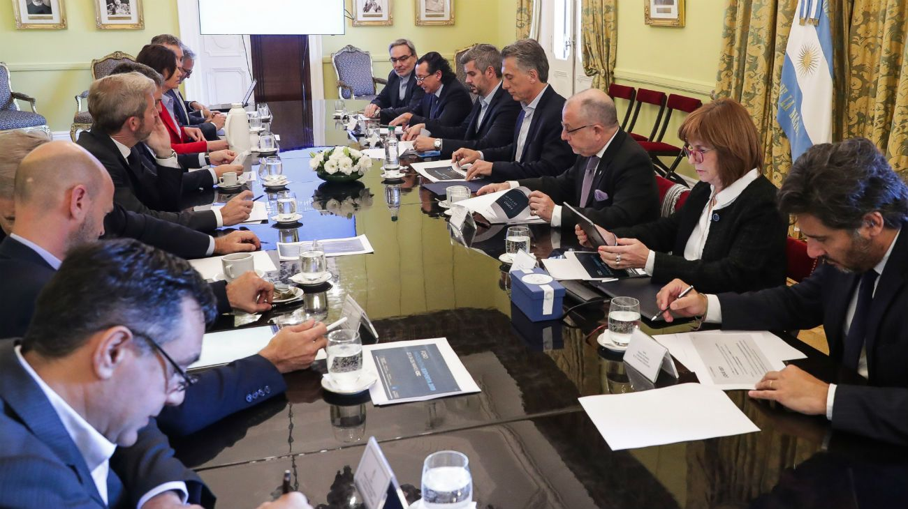 Mauricio Macri retoma su agenda luego de su viaje al G20 y su paso por Zúrich