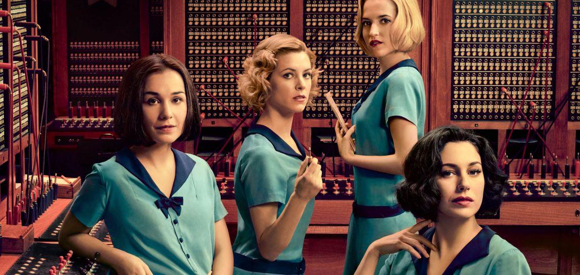 Las chicas del cable: todo lo que sabemos sobre la cuarta temporada