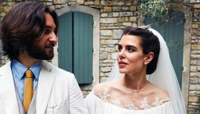 Charlotte Casiraghi y Dimitri Rassam: La segunda boda que dio vida al cuento de hadas