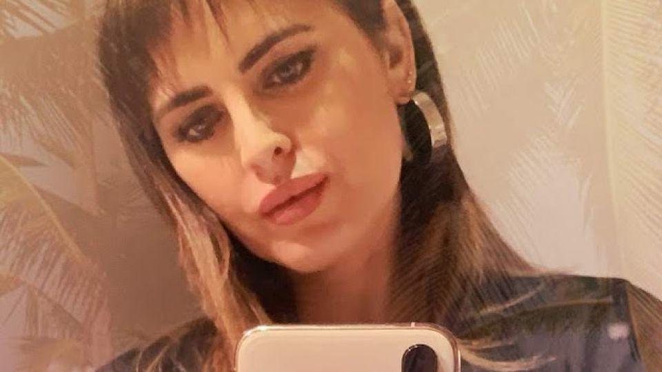 Silvina Luna cambió de look