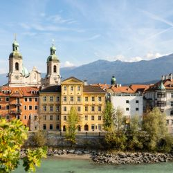 Innsbruck es una ciudad antigua, pero tiene mucha vida nocturna.