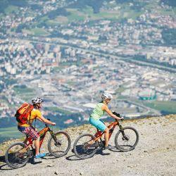 Innsbruck ofrece también muchas posibilidades de hacer deporte