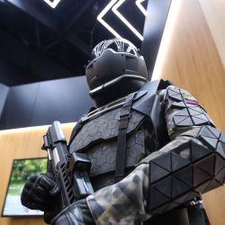 Así será el traje del soldado ruso del futuro que está en pleno desarrollo.