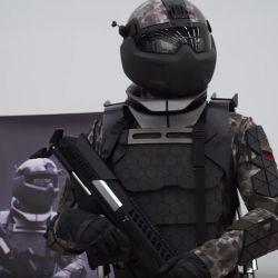 El Rátnik 3, mejor conocido como el traje Soldado del Futuro, está en pleno desarrollo e incluirá un exoesqueleto para aumentar la fuerza y velocidad