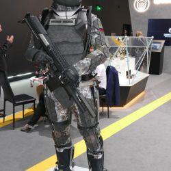 El traje está siendo desarrollado por el Instituto Central de Investigación Científica para la Construcción de Equipos de Precisión.