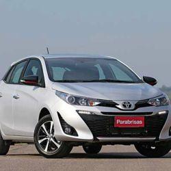 9° Toyota Yaris