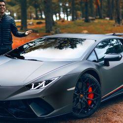 Lamborghini Huracan de AlphaSnipper