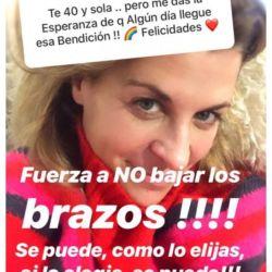 El mensaje de Eugenia Tobal