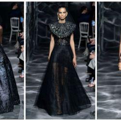 El retorno de Dior a la poesía dramática del negro