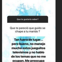 La opinión de Romina Pereiro sobre el beso de Rial