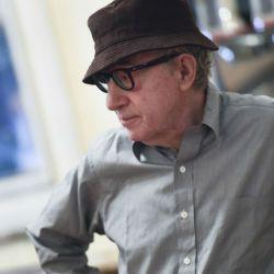 Woody Allen en la Scala Opera House de Milan