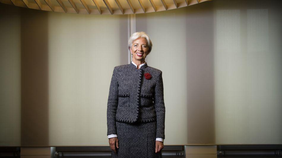 International Monetary Fund Managing Director Christine Lagarde Interview