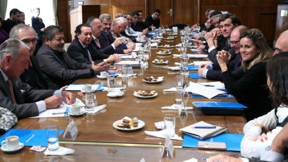 Dialogo Tripartito Mercosur UE