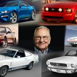 Lee Iaccoca / Ford Mustang