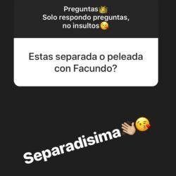 More Rial confirmó la ruptura en Instagram