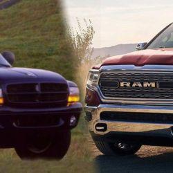 Ram podría volver a utilizar el nombre Dakota para su pick-up mediana