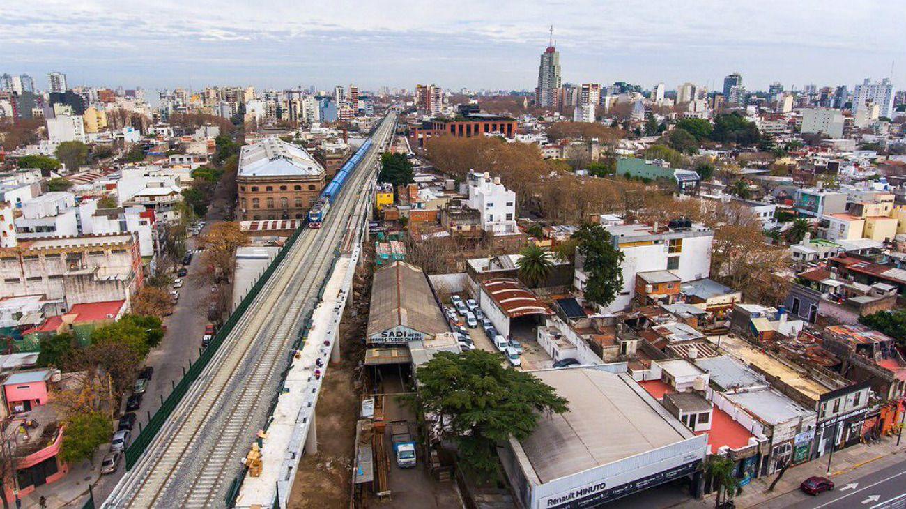 Viaducto del Tren San Martín
