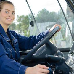 Conductoras, el programa de formación profesional para mujeres de Scania Argentina.